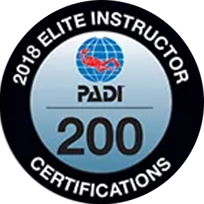 Padi Elite Instructor Marlies Lang