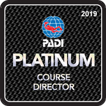 Padi Gold Course Director Marlies Lang